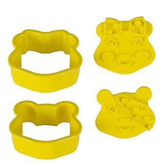 Pudsey and Blush Cookie Cutter Set alt image 2