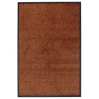 Brown Microfibre Mat