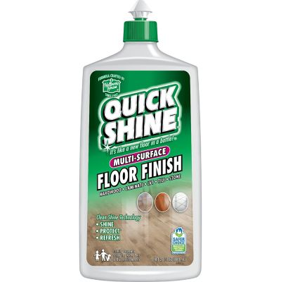 Quick Shine Hard Floor Finish 800ml Lakeland