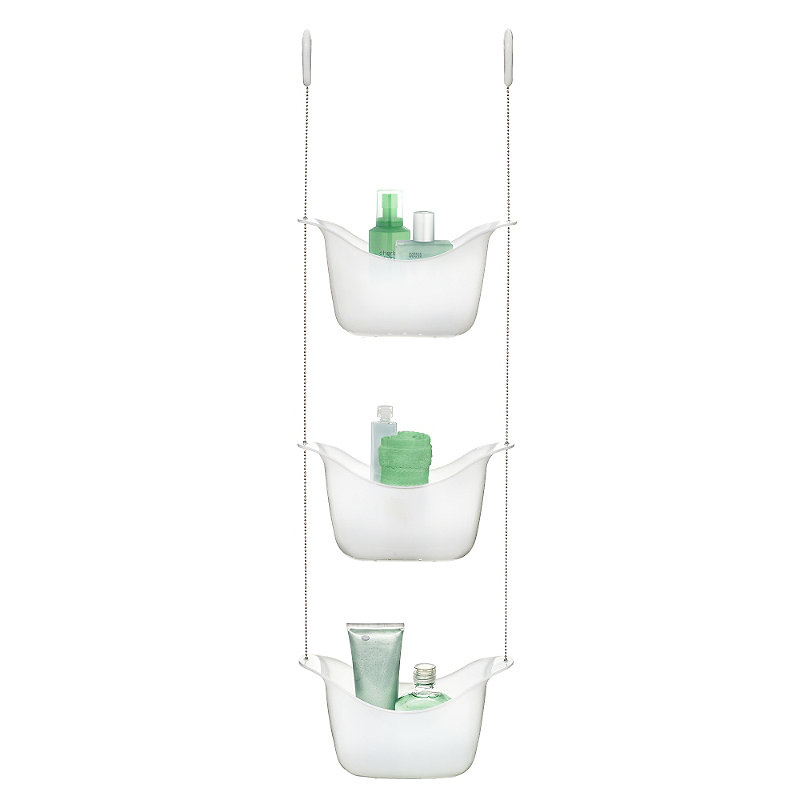 Umbra 3 Tier Hanging Shower Storage Caddy - Holds up to 2.5kg ...
