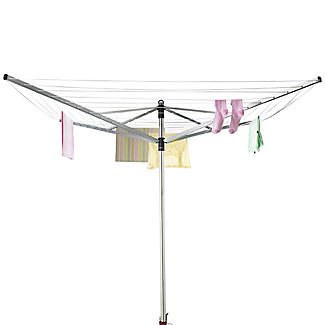 40m Brabantia Liftomatic Rotary Airer
