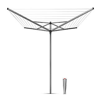 Spare Soil Spear For Brabantia 40m and 50m Rotary Airers alt image 2
