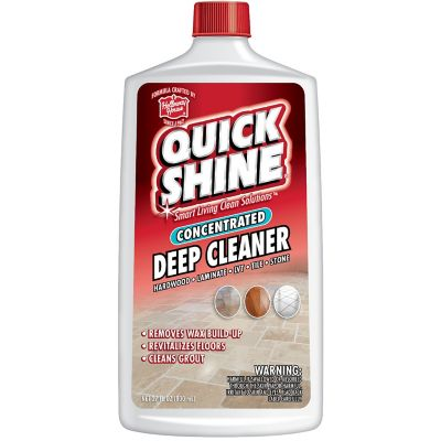 Quick Shine Hardwood Deep Cleaner Amp Wax Remover 800ml