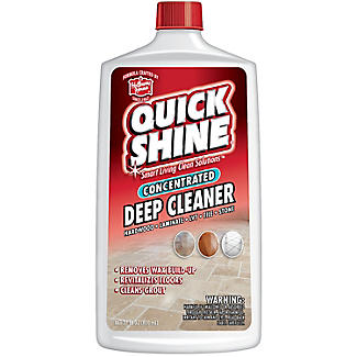 Quick Shine Floor Deep Cleaner and Wax Remover 800ml alt image 1