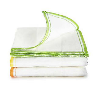 Mabu Biodegradable Cleaning Multi Cloths - Pack of 3