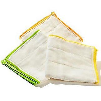 Mabu Biodegradable Cleaning Multi Cloths - Pack of 3 alt image 3