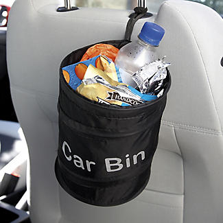 The Collapsible Waterproof Car Travel Waste Bin 3.5L alt image 2