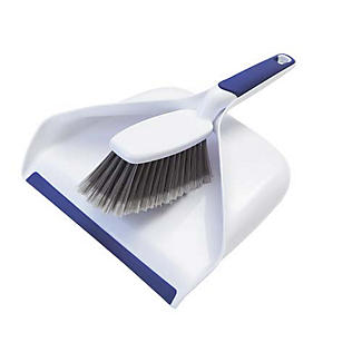 Lakeland Home Dustpan & Brush