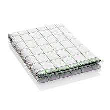 E-cloth® Mikrofaser Geschirrhandtuch, grün-weiß kariert
