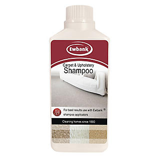 Ewbank Carpet & Fabric Shampoo 500ml