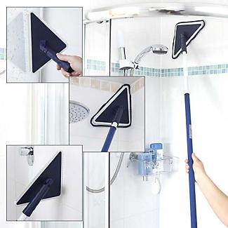 Smart 174 Microfibre Bathroom Mop Lakeland