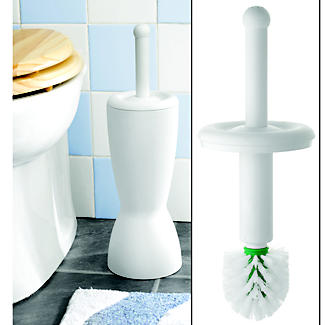 The Hygienic Toilet Brush