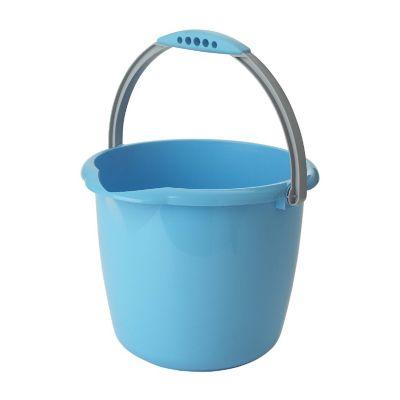 lakeland little blue bucket with handle 6l lakeland