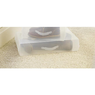 3 Boot Instant View Shoe Boxes