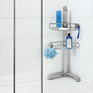 simplehuman Corner Shower Caddy alt image 5