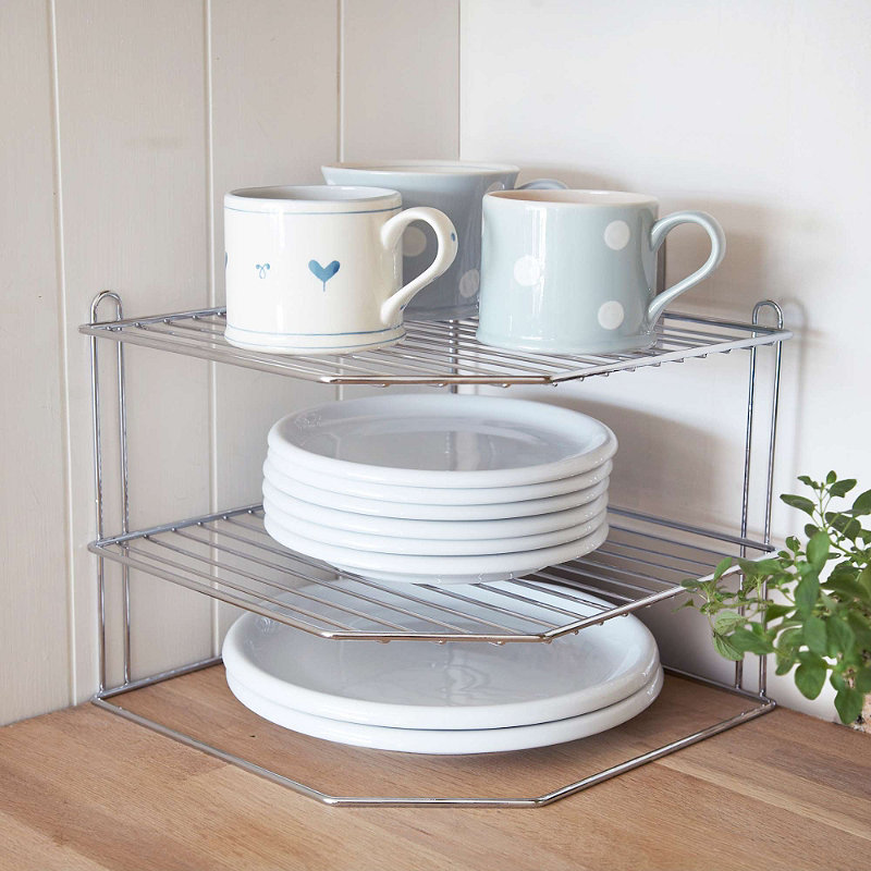 Corner Plate Rack Lakeland & Corner Plate Rack Asda | Cosmecol