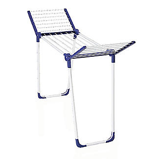 Leifheit Pegasus 120 Compact Winged In-Bath Airer