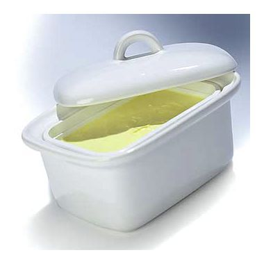 Stoneware Margarine Tub Holder Reviews | Lakeland