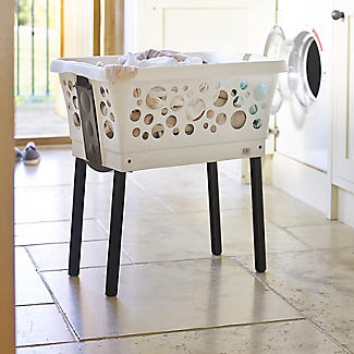 Laundry on Legs Laundry Basket with Folding Legs 45L alt image 9