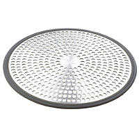 OXO Good Grips Large Sink Plug Hole Strainer Guard