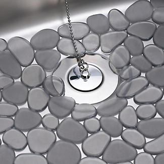 Pebblz Grey Sink Mat Regular