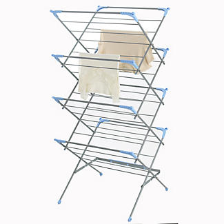 4-Tier Concentina Airer