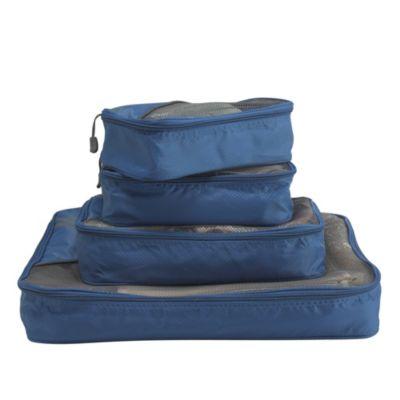 4 suitcase packing cubes lakeland. Black Bedroom Furniture Sets. Home Design Ideas