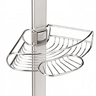 simplehuman Tension Shower Caddy alt image 4