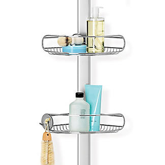 simplehuman Tension Shower Caddy alt image 6