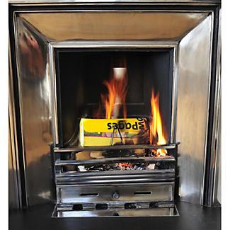 LogSaver Newspaper Burners for Real Fires x 2 alt image 3