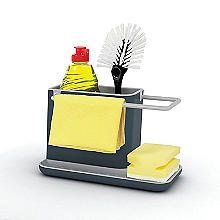 Joseph Joseph Caddy Sink Organiser Grey