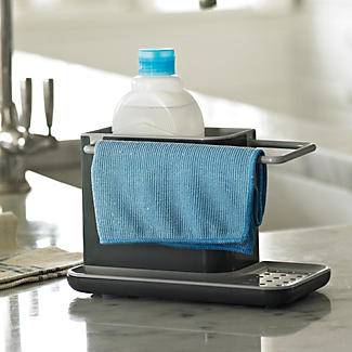 joseph joseph caddy sink organiser grey lakeland. Black Bedroom Furniture Sets. Home Design Ideas