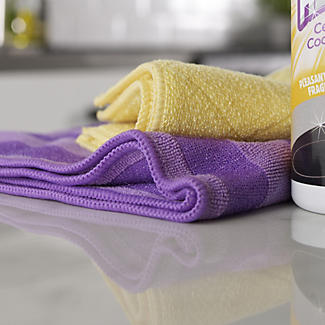 Hob Heaven Clean and Shine Duo Ceramic Hob Cleaning Cloths alt image 2