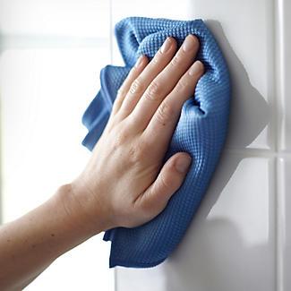Clean'n Gleam Set mit Renigungs- & Poliertuch fürs Bad alt image 2