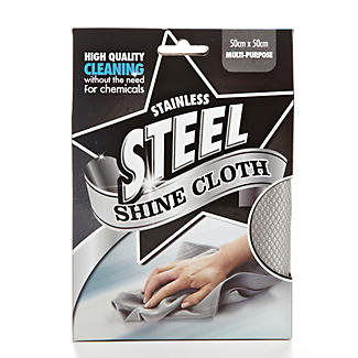 Stainless Steel Shine Cloth alt image 2