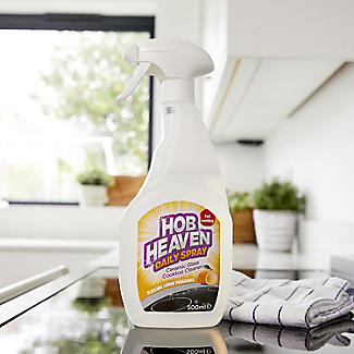 Hob Heaven Ceramic & Induction Hob Daily Cleaning Spray 500ml alt image 4