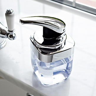 simplehuman Square Push Pump Soap Dispenser alt image 2