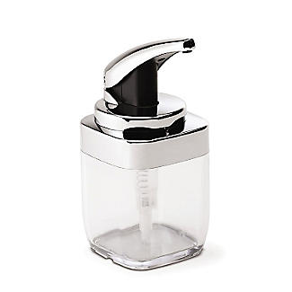 simplehuman Square Push Pump Soap Dispenser alt image 3