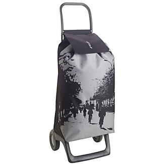 Rolser City Print Shopping Trolley