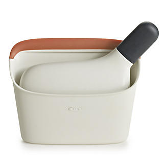 OXO Good Grips® Compact Dustpan and Brush alt image 2