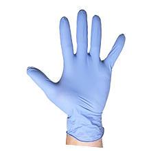 100 Einweg-Handschuhe aus Nitril, groß