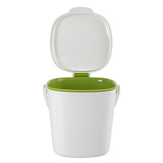 OXO Good Grips Food Compost Bin - White 2.8L alt image 3