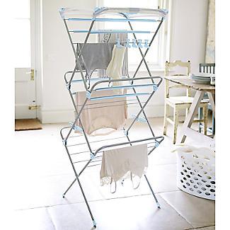 Deluxe Konzertina Wäscheständer, Höhe:140 cm alt image 2