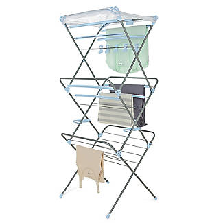 Easy Up Concertina Indoor Clothes Airer Deluxe 15m alt image 3