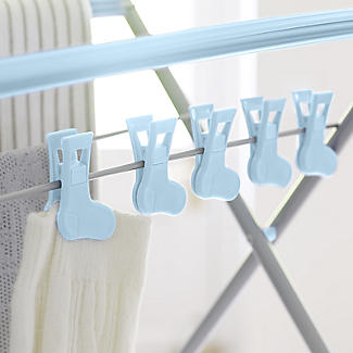 Foldable Winged Indoor Clothes Airer Deluxe 13m alt image 3