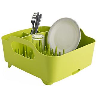 Umbra® Tub Dish Drainer Rack - Green
