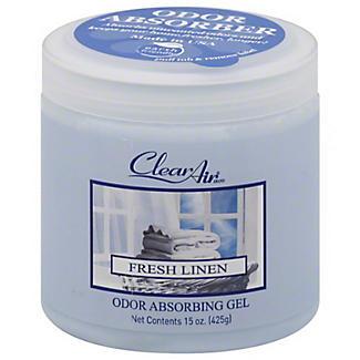 Clean Air Fresh Linen Odour Absorber