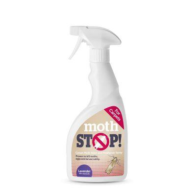 Moth Stop Carpet Moth Killer And Freshener Spray 500ml Reviews Lakeland
