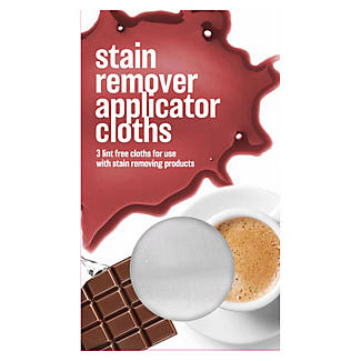 3 Stain Remover Applicator Cloths alt image 2