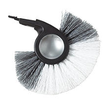simplehuman® Toilettenbürste – Ersatzkopf schwarz